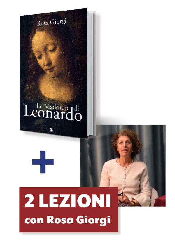 Le Madonne di Leonardo + 2 Lezioni streaming