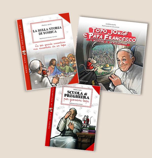 Topo Jorge – tutte le avventure - Ivano Ceriani, Stefano Gorla