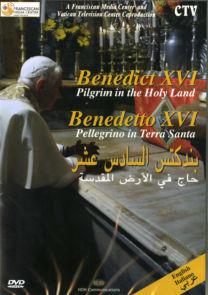 Benedetto XVI pellegrino in Terra Santa