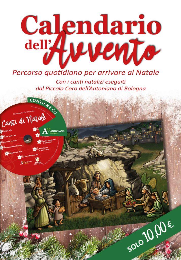 Nuovo Calendario dell'Avvento (con CD)