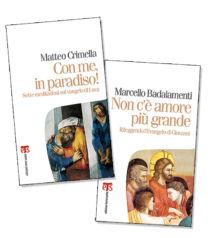 """Offerta """"Lettura del Vangelo"""" - Marcello Badalamenti, Matteo Crimella"""