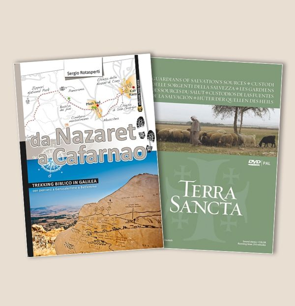 Da Nazaret a Cafarnao + La presenza francescana in Terra Santa