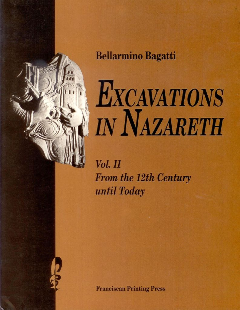 Excavations in Nazareth – vol. II - Bellarmino Bagatti