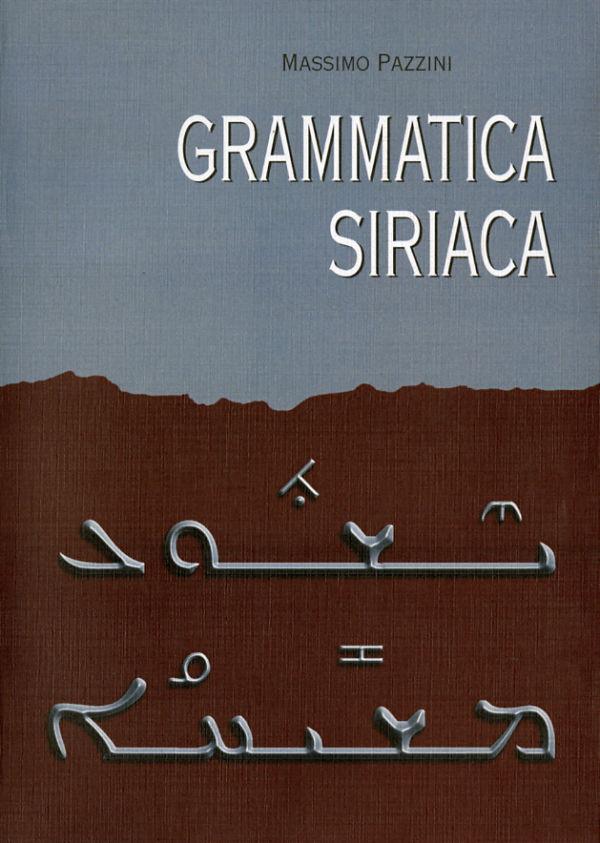 Grammatica siriaca - Massimo Pazzini