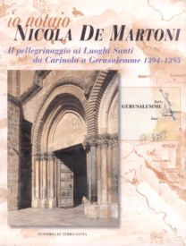 Io notaio Nicola de Martoni