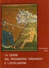 La legge del progresso organico e l'evoluzione - Emmanuele Testa