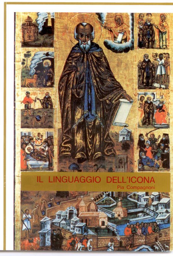 Il linguaggio dell'icona - Pia Compagnoni