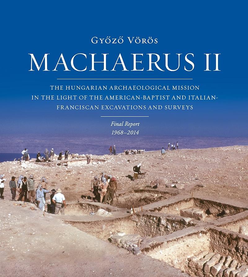 Machaerus II. - Győző Vörös