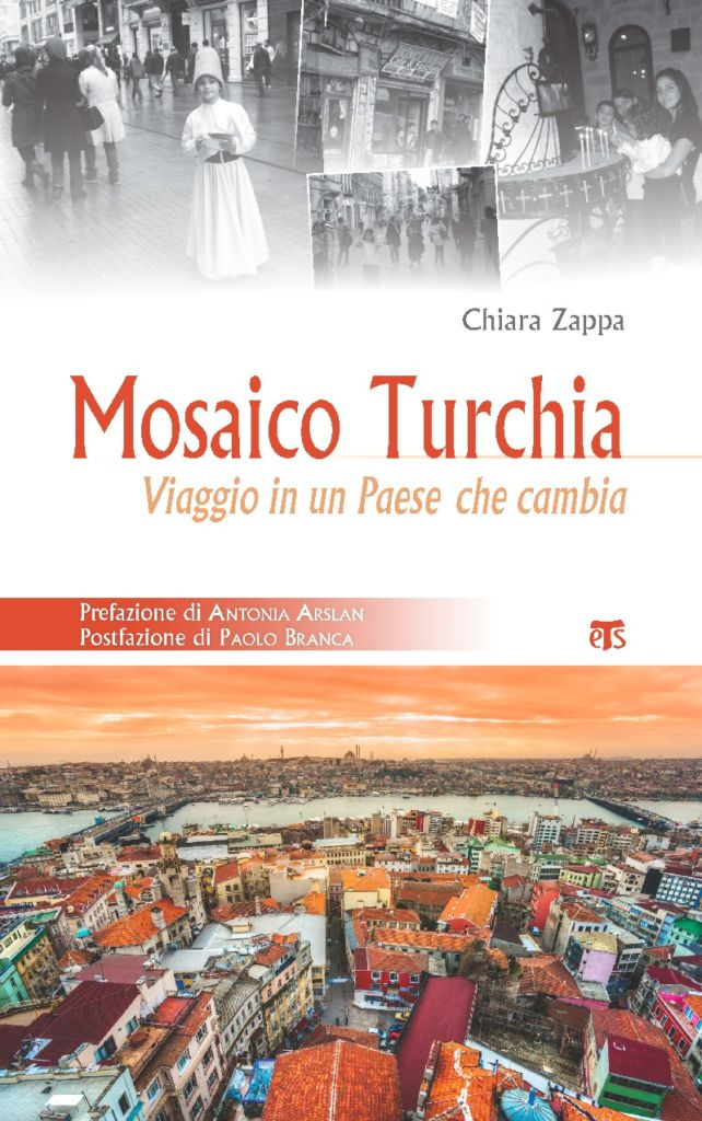 Mosaico Turchia - Chiara Zappa