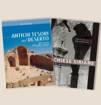 Antichi tesori nel deserto + Chiese siriane del IV secolo