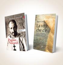Pagine da Nazaret + La vita che c'è - Marco Cosini, Charles de Foucauld