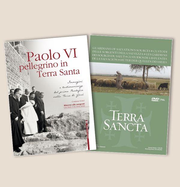 Paolo VI pellegrino in Terra Santa + La presenza francescana in Terra Santa