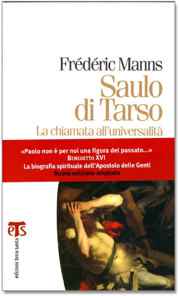 Saulo di Tarso - Frédéric Manns