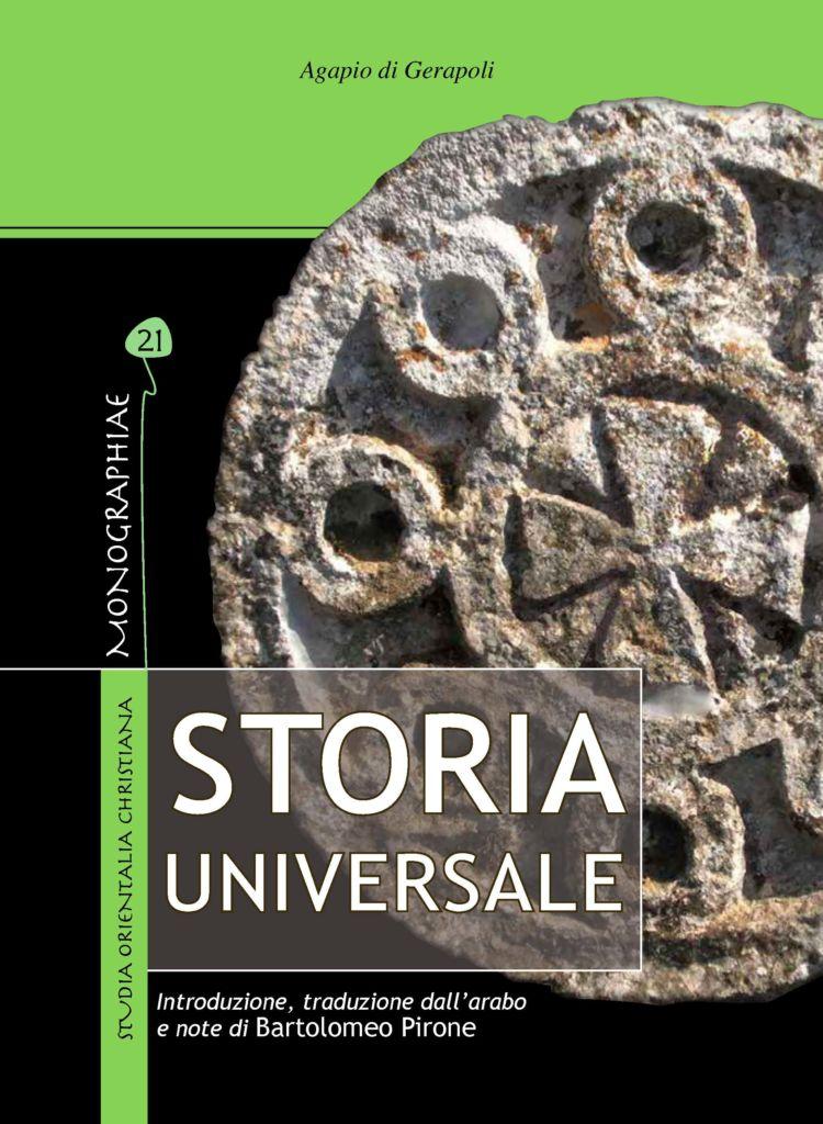 Storia universale - Agapio di Gerapoli