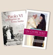Un cuore solo + Paolo VI pellegrino in Terra Santa