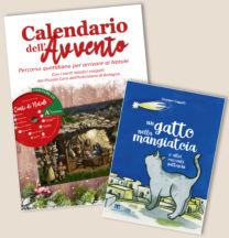 Calendario dell'Avvento (con CD) + Un gatto nella Mangiatoia