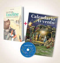 Calendario dell'Avvento + Storia della gatta Eméline