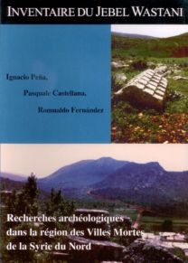 Inventaire du Jébel Wastani - Pasquale Castellana, Romualdo Fernández, Ignacio Peña