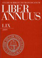 Liber Annuus LIX-2009