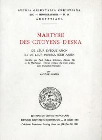 Martyre des citoyens d'Esna