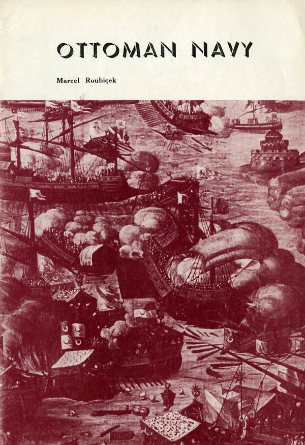 Ottoman Navy - Marcel Roubiçek