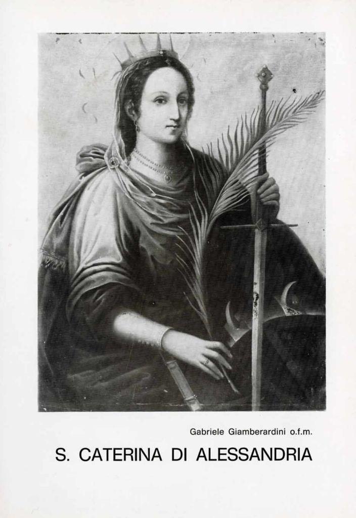 Santa Caterina d'Alessandria - Emilio Giamberardini
