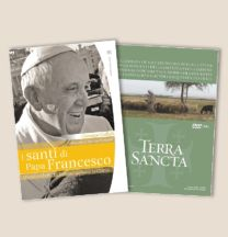 I santi di papa Francesco + La presenza francescana in Terra Santa