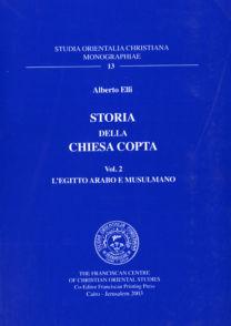 storia chiesa copta 2 - Alberto Elli