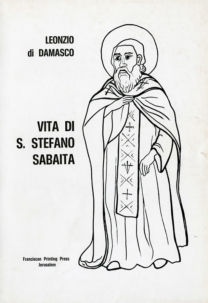 Vita di S. Stefano Sabaita