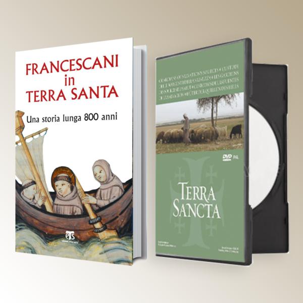 DVD Terra Sancta + Francescani in Terra Santa