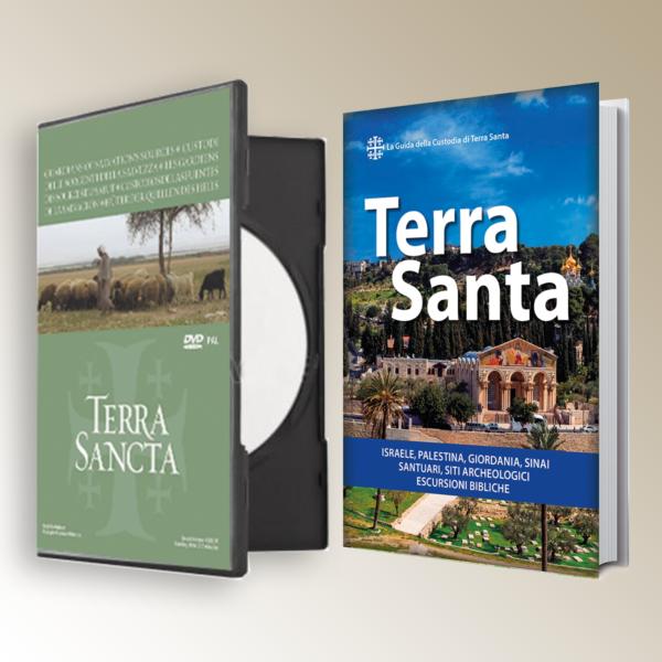 DVD Terra Sancta + Terra Santa - Heinrich Fürst, Gregor Geiger