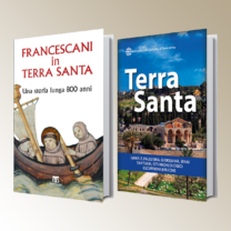 Francescani in Terra Santa + Terra Santa - Heinrich Fürst, Gregor Geiger