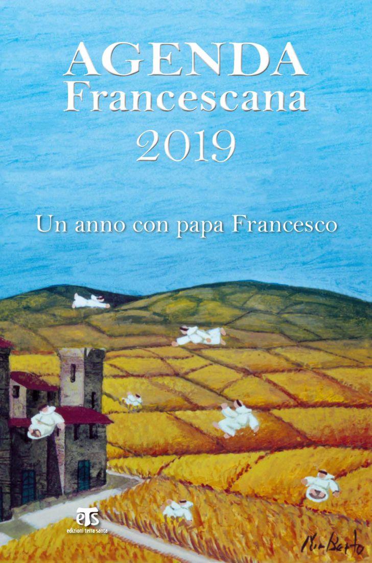 Calendario Liturgico Qumran.Agenda Francescana 2019