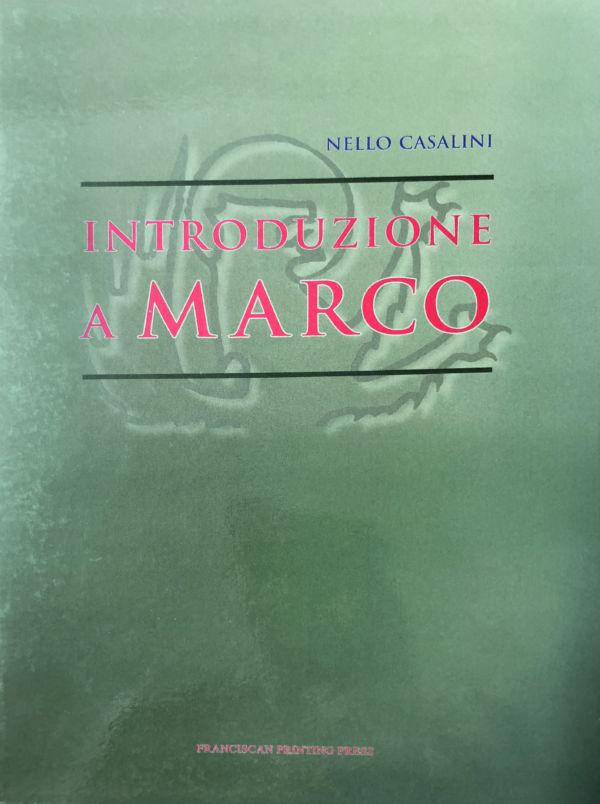 Introduzione a Marco - Nello Casalini