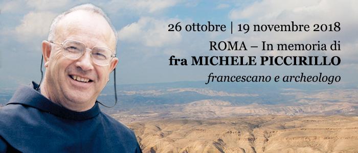 17.11.18 | ROMA – Colloquio in memoria di fra Michele Piccirillo