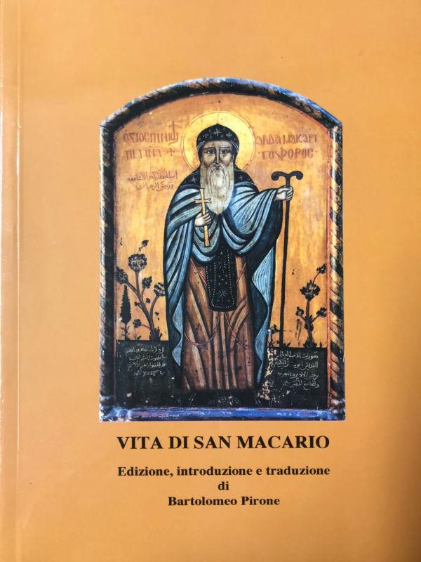 Vita di San Macario il Grande - Bartolomeo Pirone