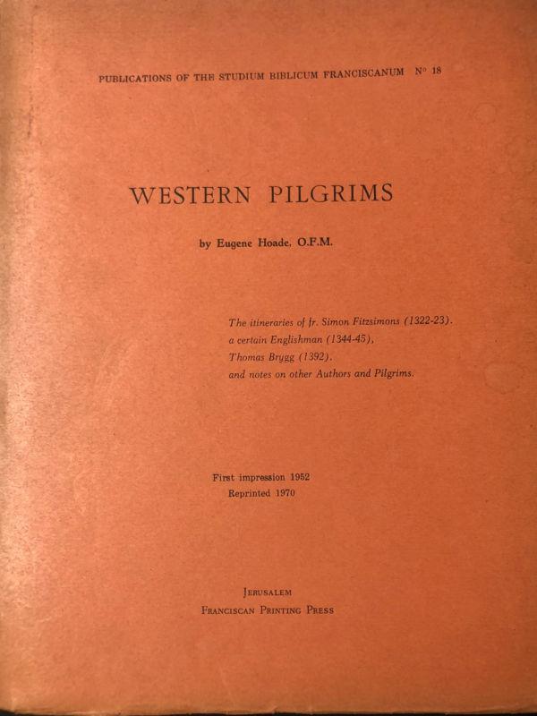 Western Pilgrims - Eugene Hoade