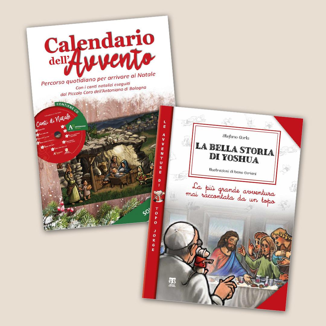 Calendario dell'Avvento (con CD) + La bella storia di Yoshua