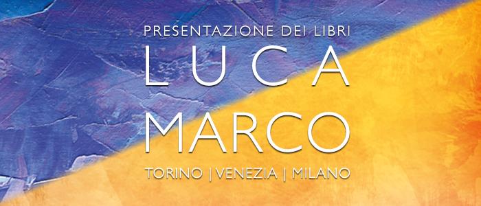 """Presentazioni dei volumi """"Marco"""" e """"Luca"""""""
