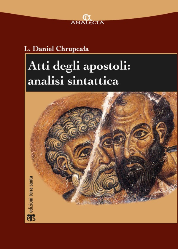 Atti degli apostoli: analisi sintattica