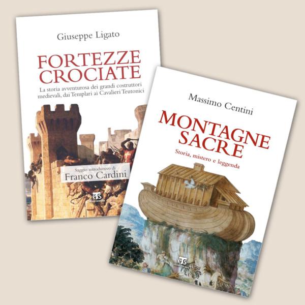 Montagne sacre + Fortezze crociate
