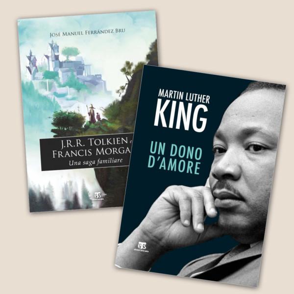 J.R.R. Tolkien e Francis Morgan + Un dono d'amore