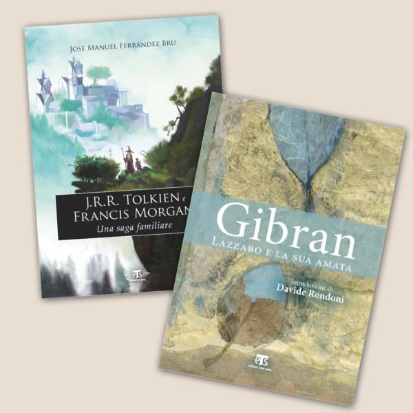 J.R.R. Tolkien e Francis Morgan + Lazzaro e la sua amata