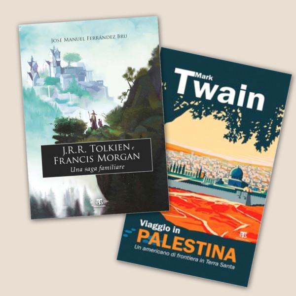 J.R.R. Tolkien e Francis Morgan + Viaggio in Palestina
