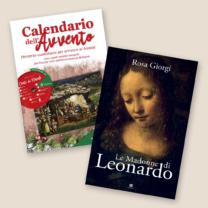 La Madonne di Leonardo + Calendario dell'Avvento (con CD)