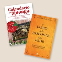 Il libro delle risposte della fede + Calendario dell'Avvento (con CD)