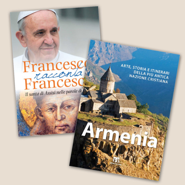 Francesco racconta Francesco + Armenia