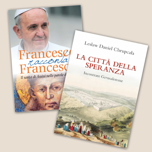 Francesco racconta Francesco + La città della speranza