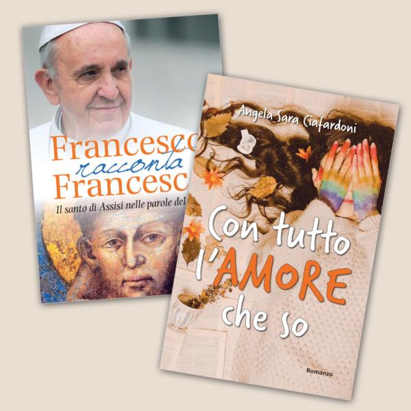 Francesco racconta Francesco + Con tutto l'amore che so