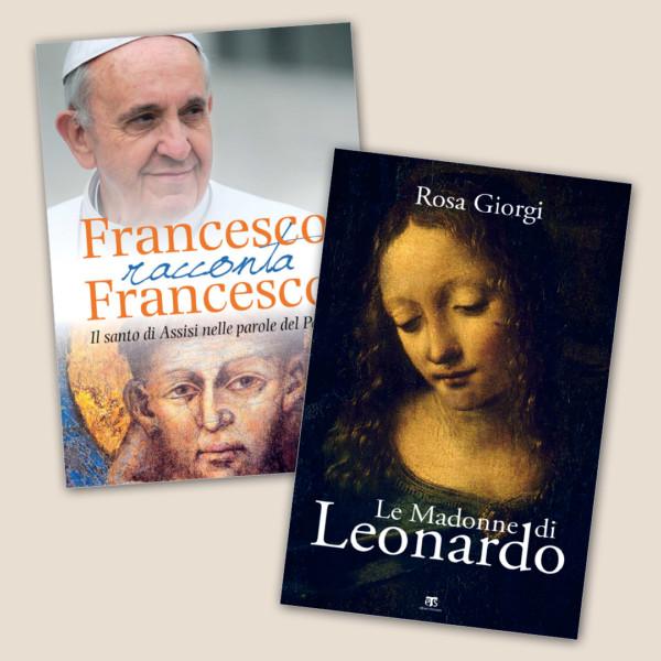 Francesco racconta Francesco + Le Madonne di Leonardo